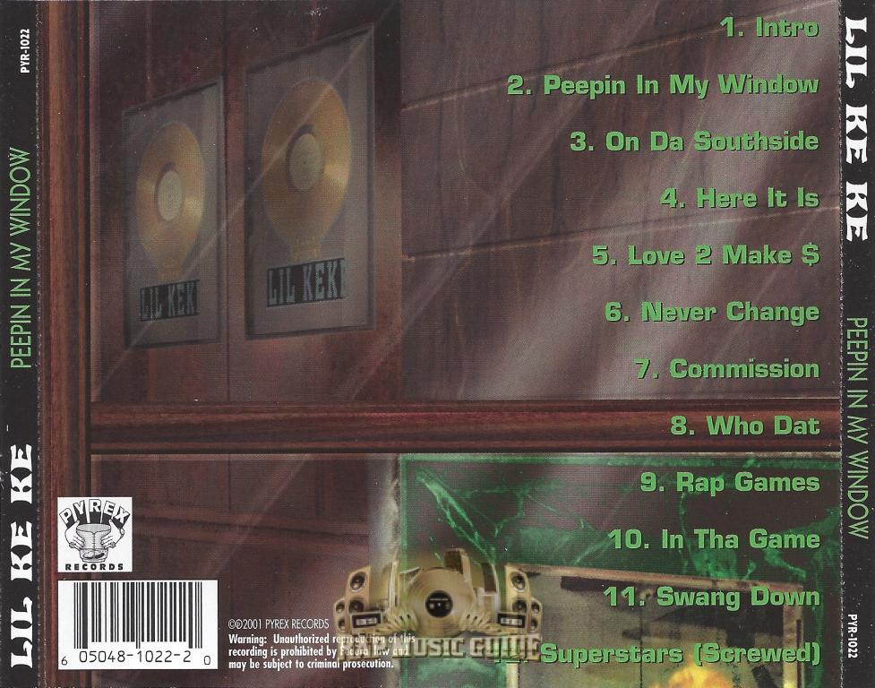Lil' Keke / Lil Keke => RAP & Hip-Hop