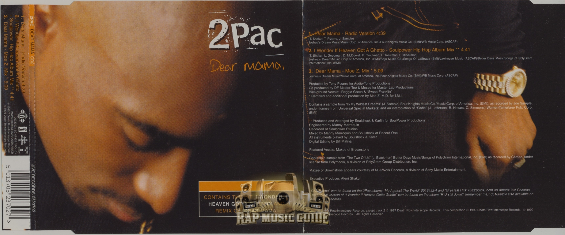 Download 2pac changes