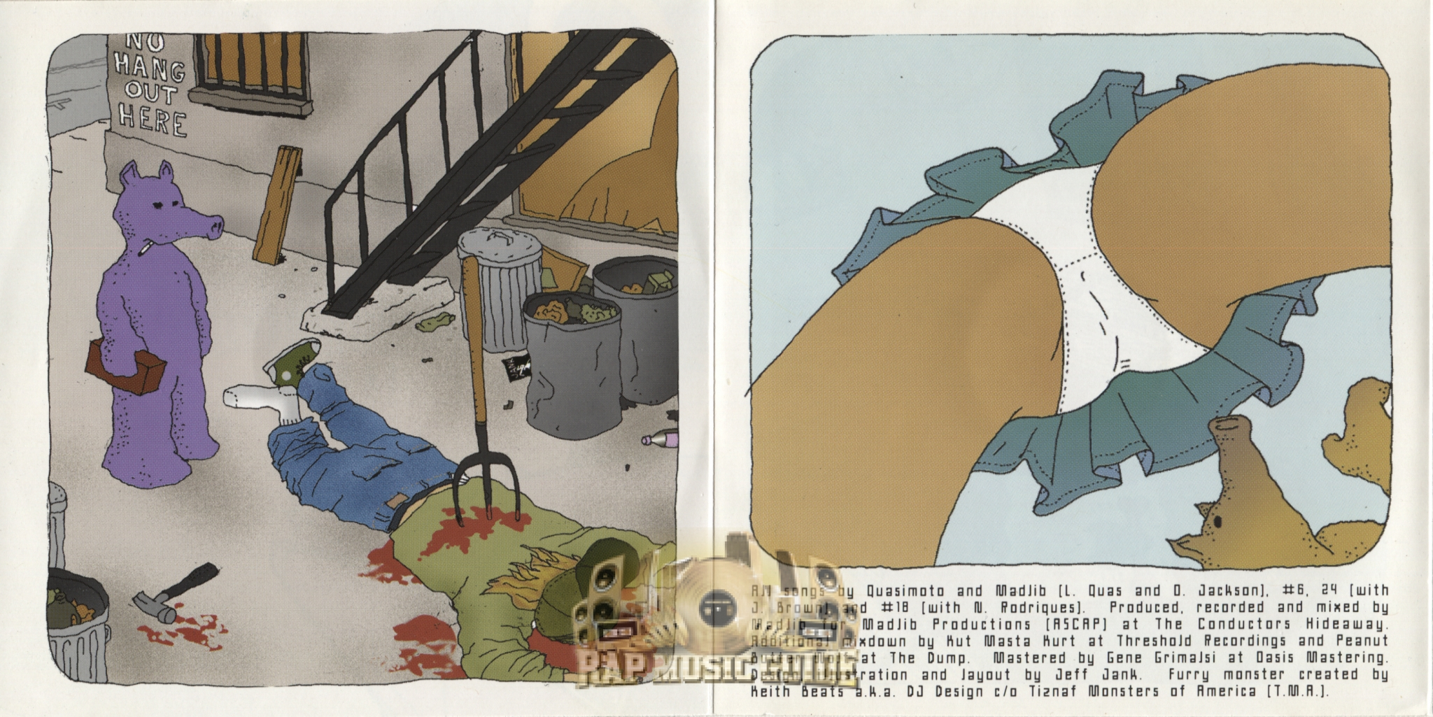 Low class conspiracy quasimoto download the unseen is