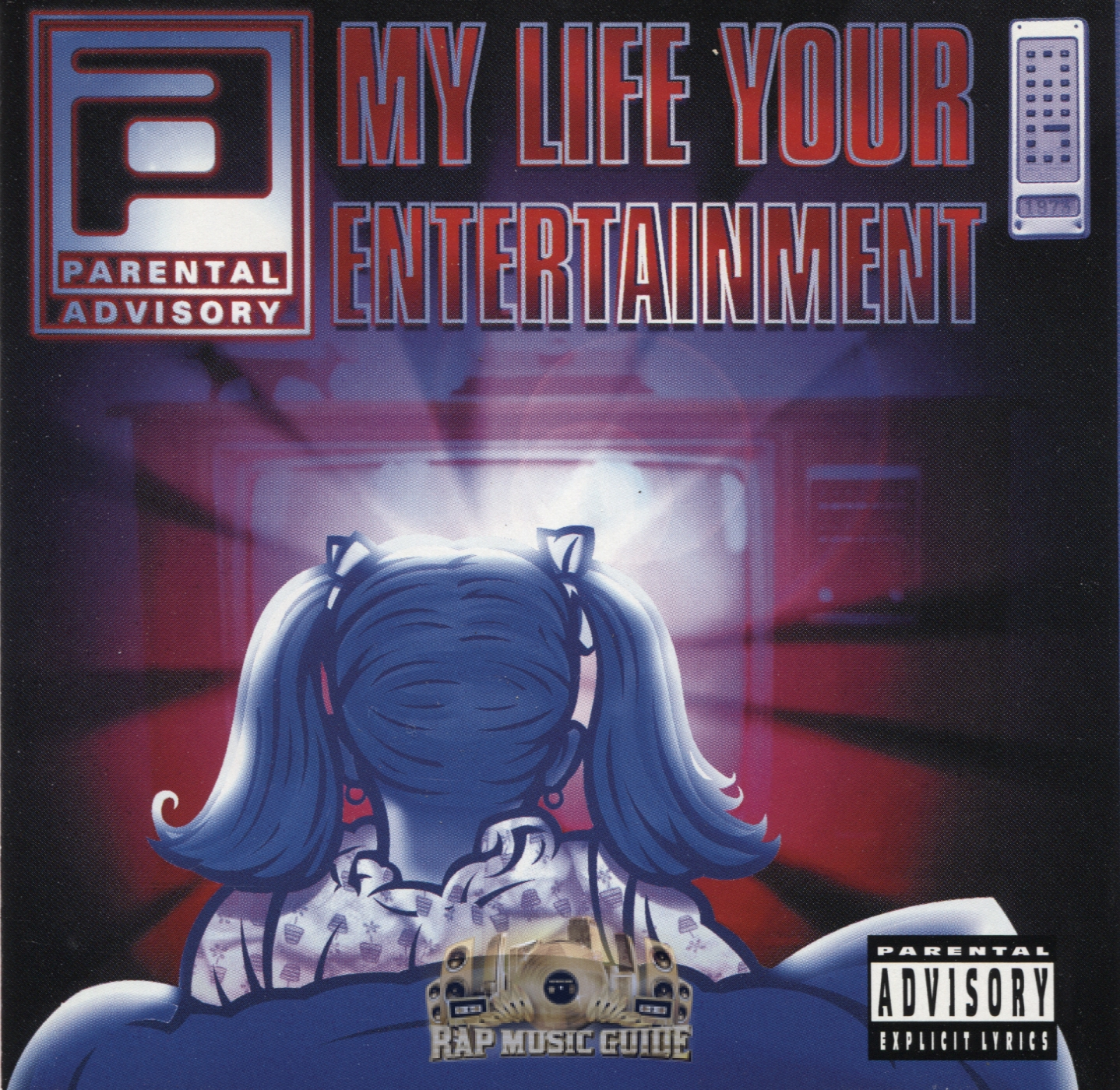 the issue of paternal advisory in music Straight outta compton was one of the first records to receive a parental advisory the world's most dangerous group music industry has made the issue much.