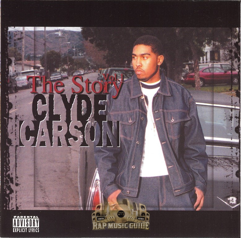 Clyde Carson The Team Clyde Carson The Story Vol