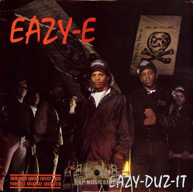 Eazy E Eazy Duz It Records Rap Music Guide