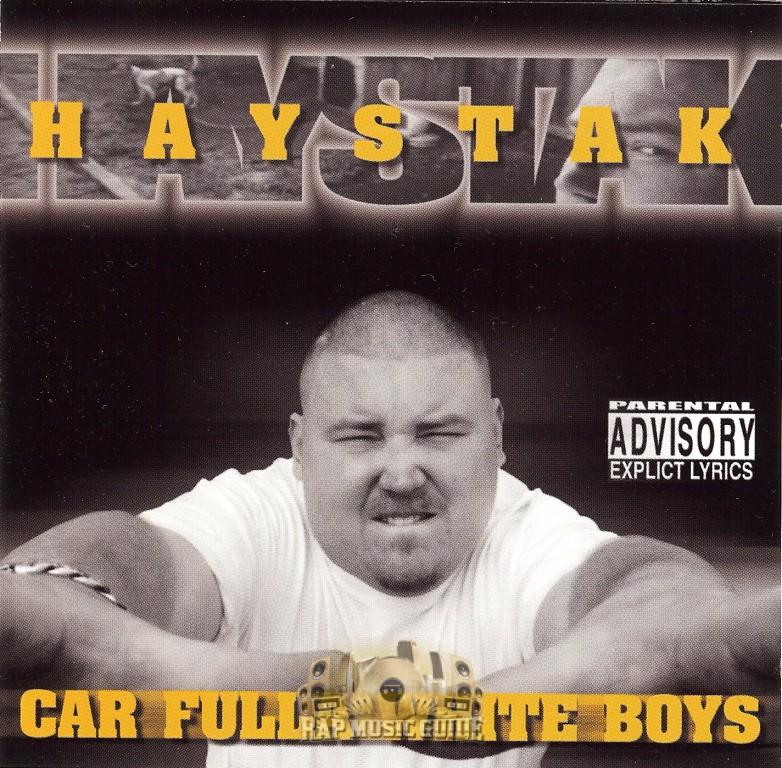 Haystak - Car Fulla White Boys: CD   Rap Music Guide