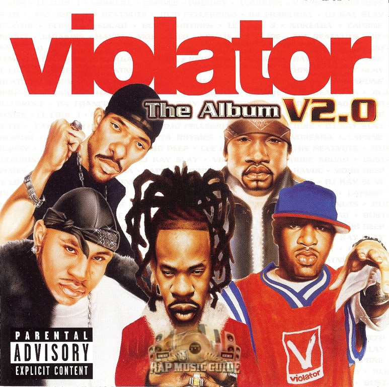 Violator Records Logo Record Label Violator Records