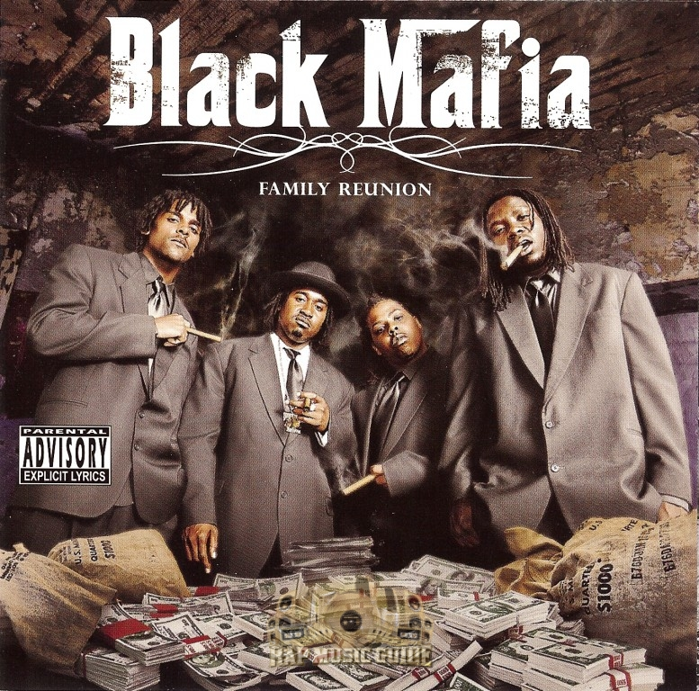 The Black Mafia - Ghankstazwhalk