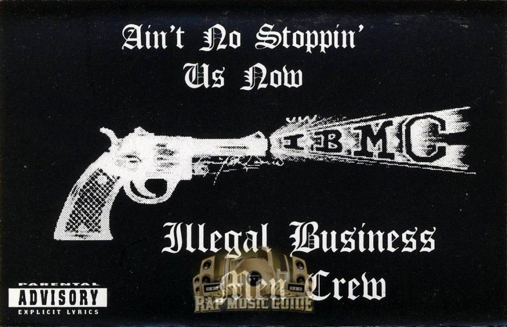 Ain t no stopping us now cassette tapes rap music guide