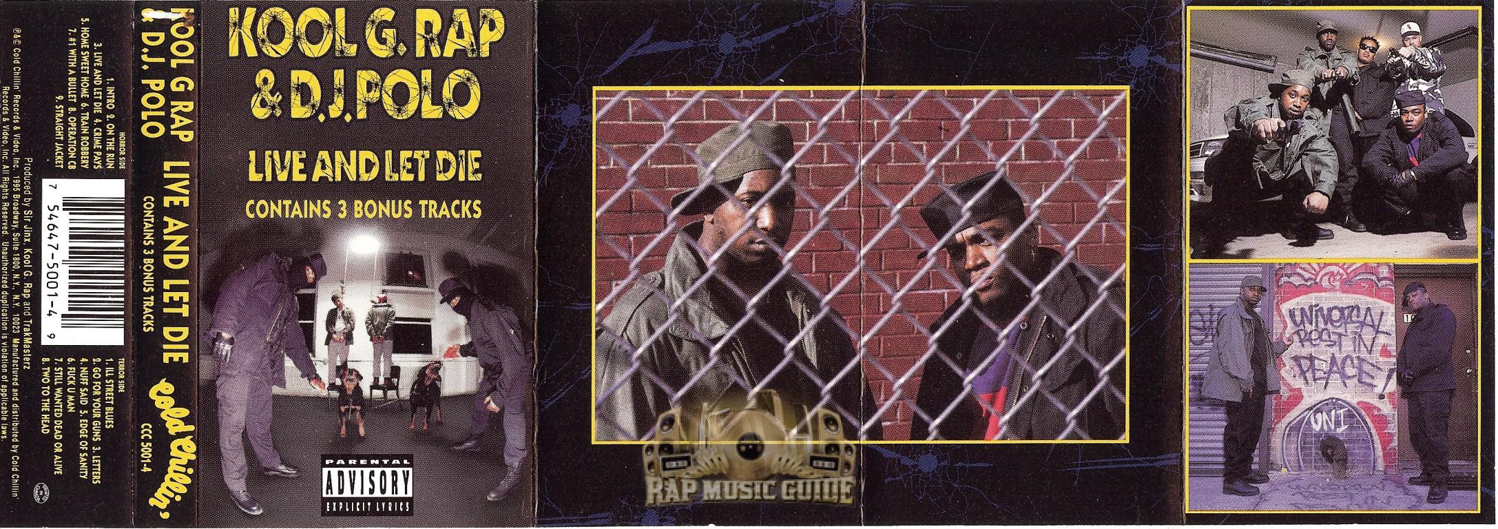 Kool G Rap and D.J. Polo On The Run