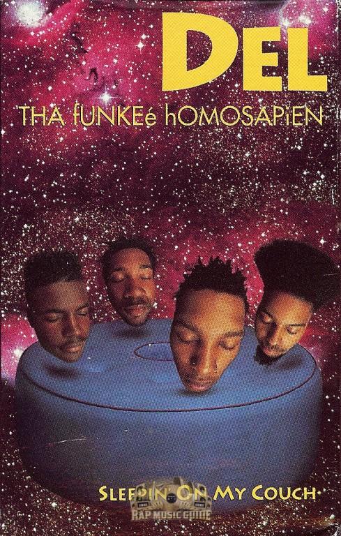 Del Tha Funkee Homosapien Shows Del Tha Funkee Homosapien