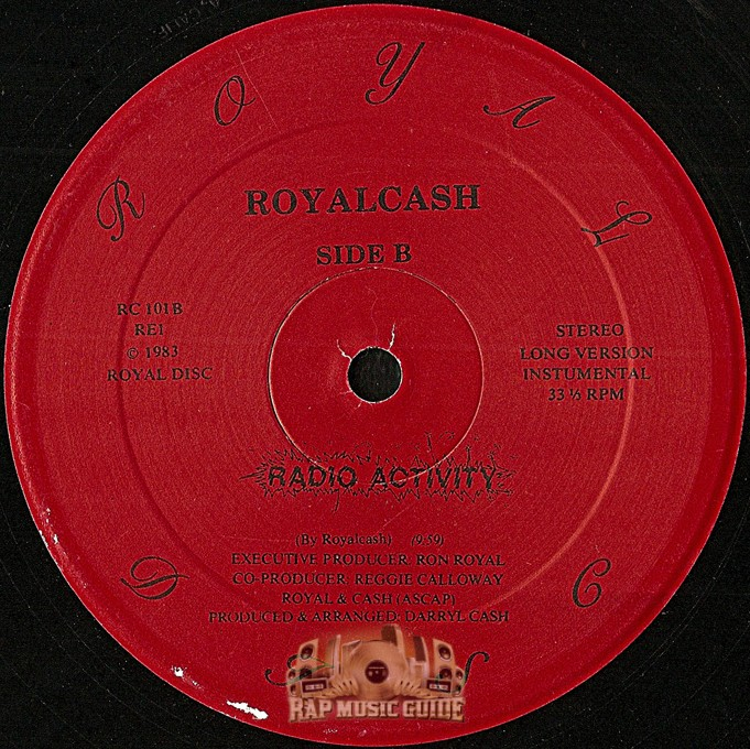Royalcash Radio Activity