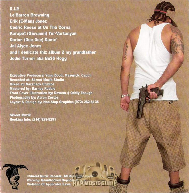 Yung doob chef boy r g cds rap music guide click for details yung doob