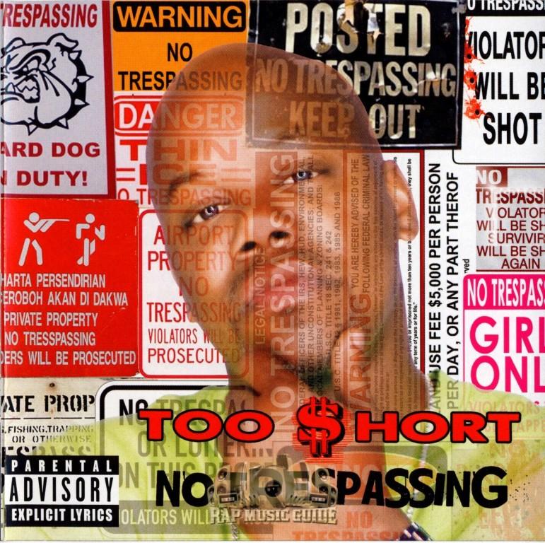 Исполнитель: Too Short Альбом: No Trespassing Год выхода: 2012 Размер альбо