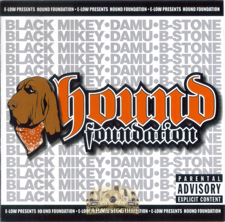 E-Low Presents - Hound Foundation: CD | Rap Music Guide