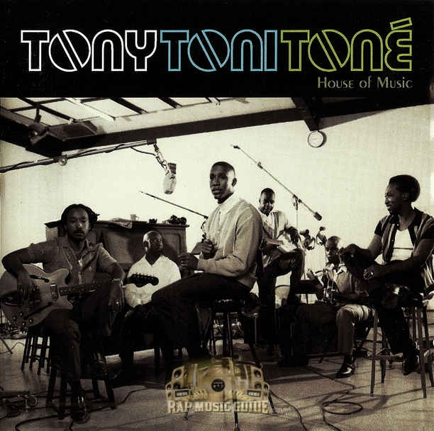 Tony toni tone house of music cd rap music guide for Album house music