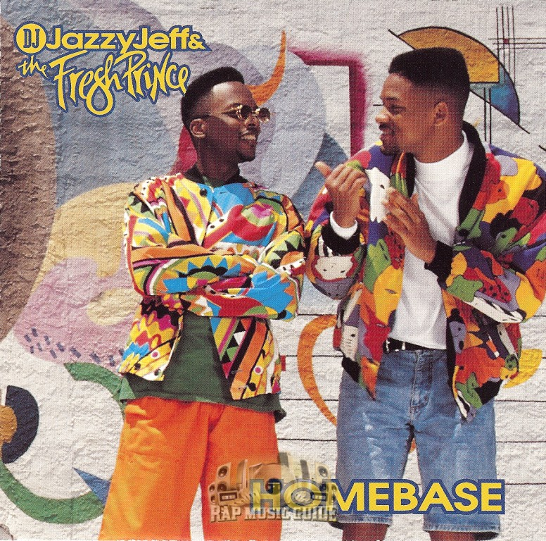Image result for DJ Jazzy Jeff and the Fresh Prince: Homebase