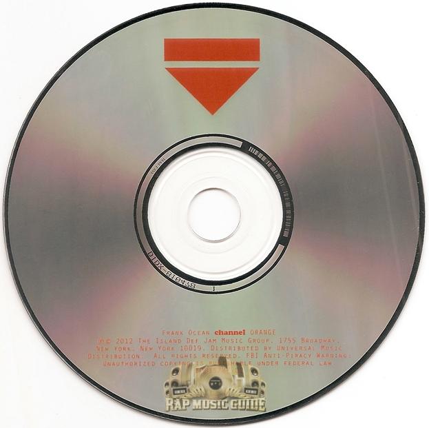 Frank Ocean - Channel Orange: CD | Rap Music Guide