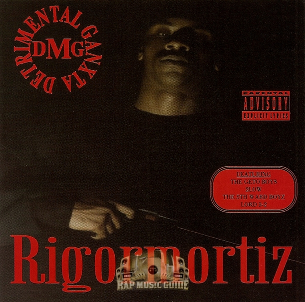 Dmg Rigormortiz Cd Rap Music Guide
