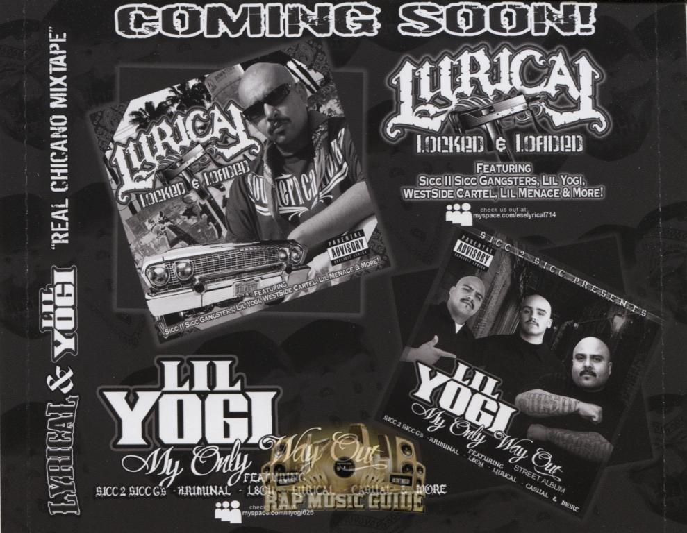 chicano rap mixtapes