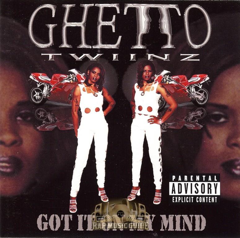 Ghetto Twinz - Got It On My Mind: CD | Rap Music Guide