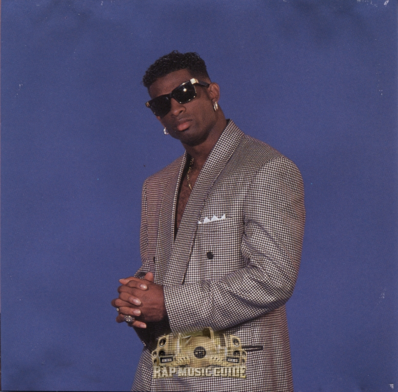 watch e00ab fbc22 Deion Sanders - Prime Time: CD | Rap Music Guide