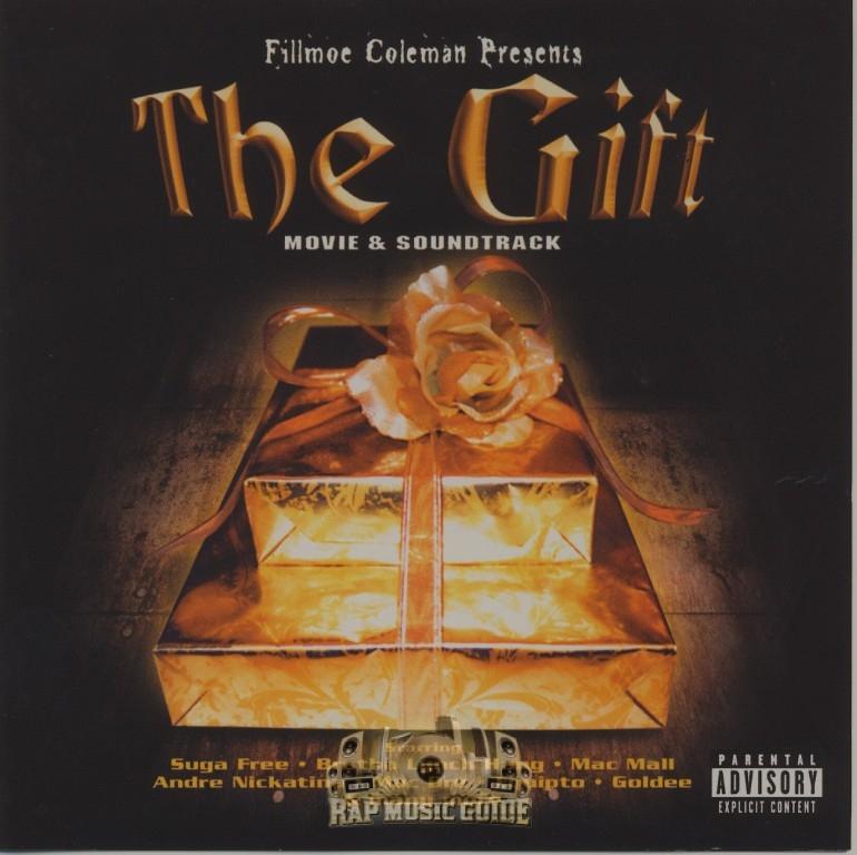 Andre Nickatina - The Gift: CD | Rap Music Guide