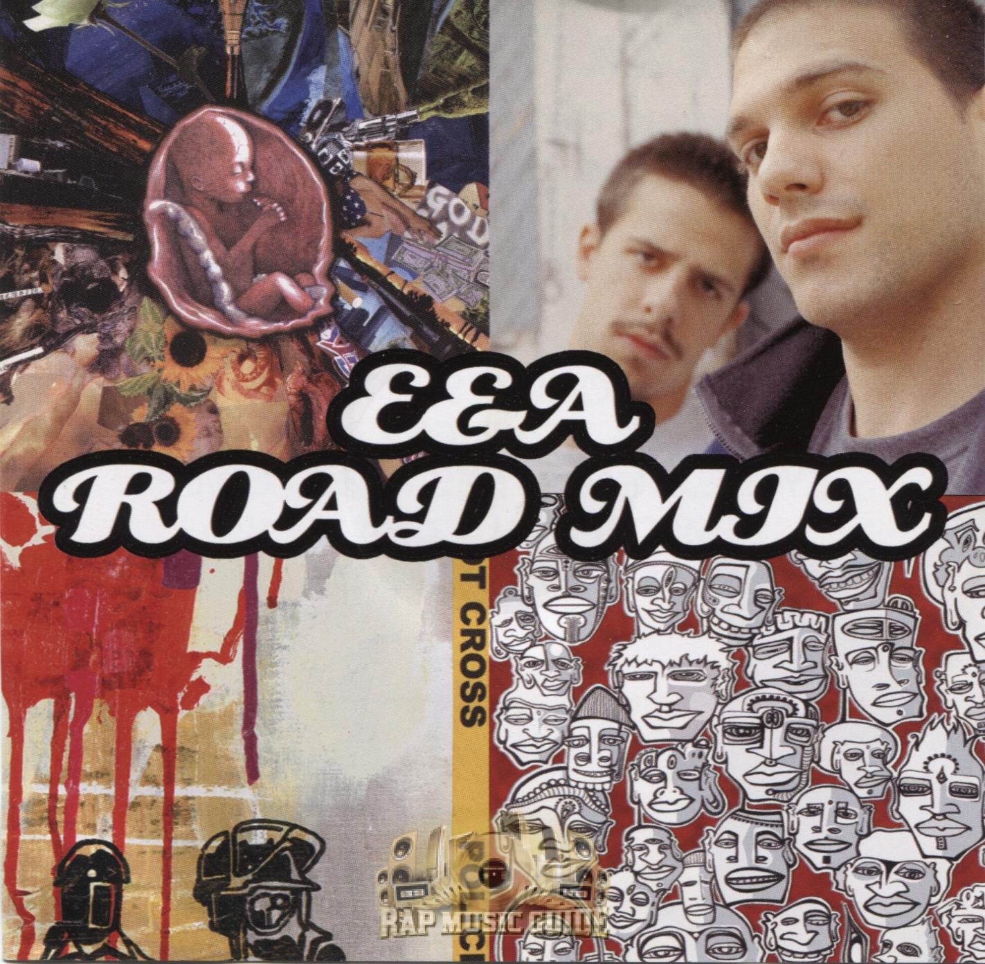 Resultado de imagen para Eyedea & Abilities - E&A Road Mix