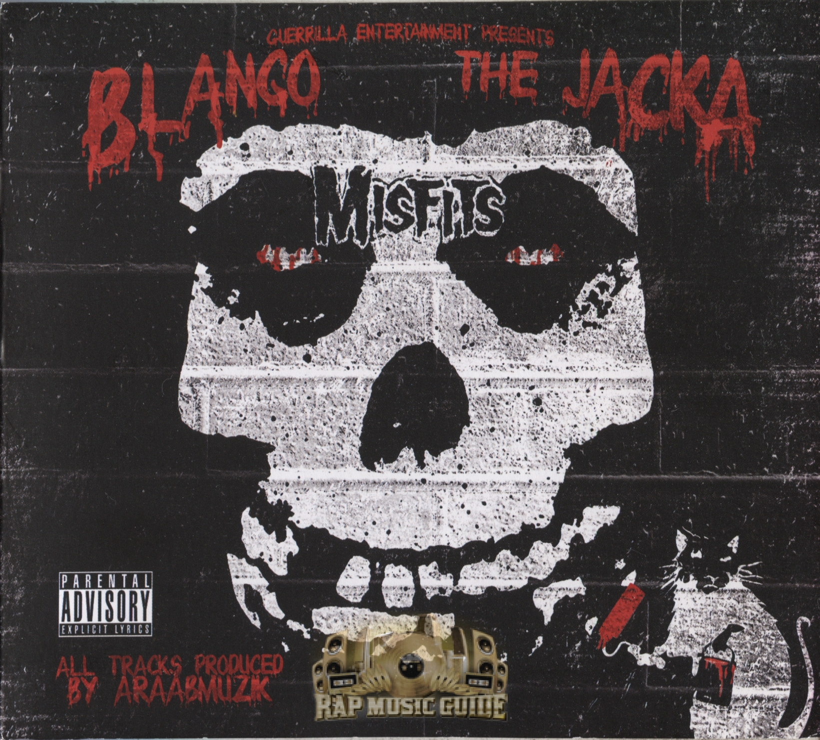 Blanco and the jacka misfits: cd | rap music guide.