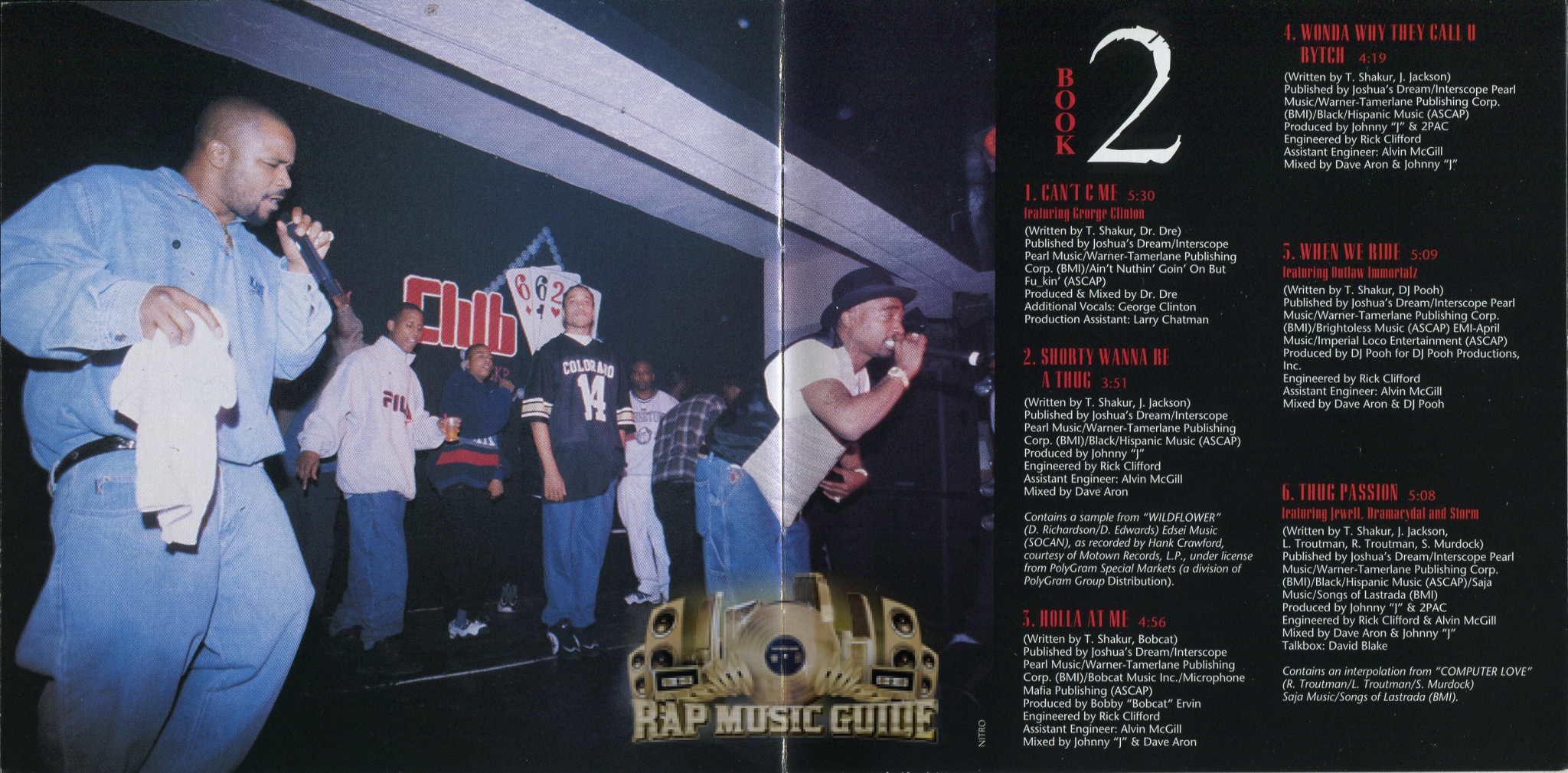 2Pac - All Eyez On Me: 1st Press  CD | Rap Music Guide