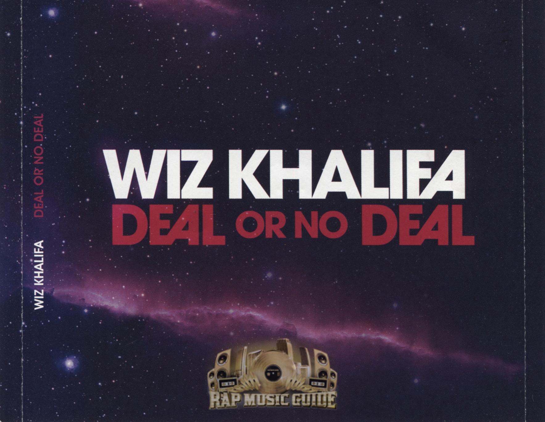 Deal Or No Deal Wiz Khalifa Wiz Khalifa - Deal Or ...