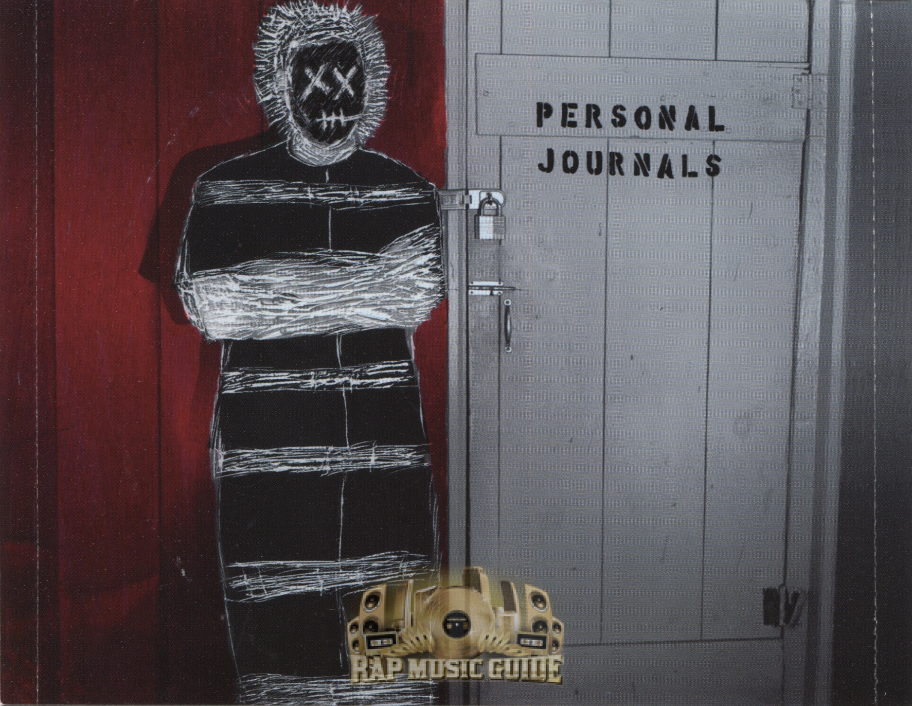 sage francis personal journals cd rap music guide