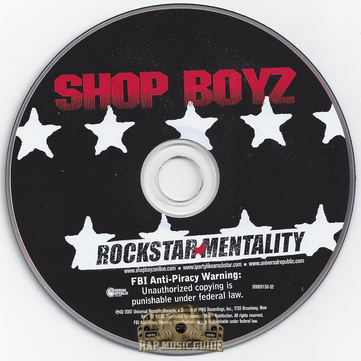 Shop boyz rockstar mentality 2017 osc