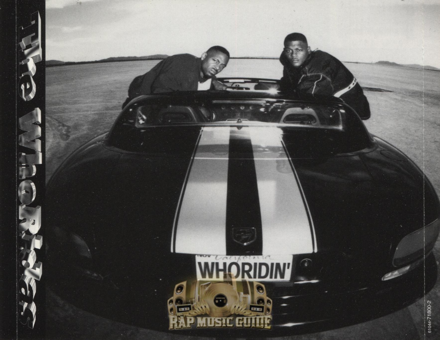 Whoridas, The - Keep It Goin' Remix
