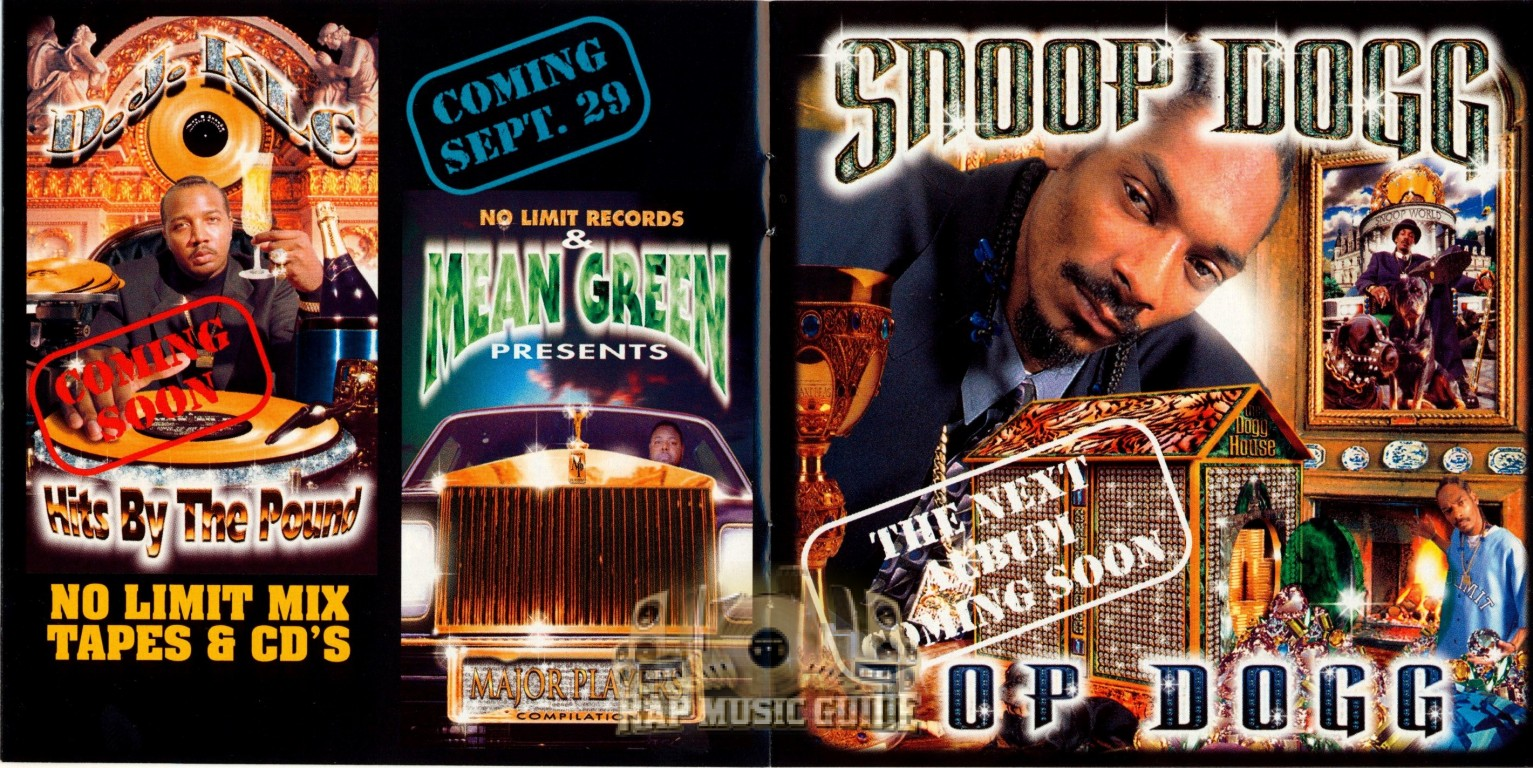 Snoop Dogg - Da Game Is To Be Sold, Not To Be Told: CD | Rap