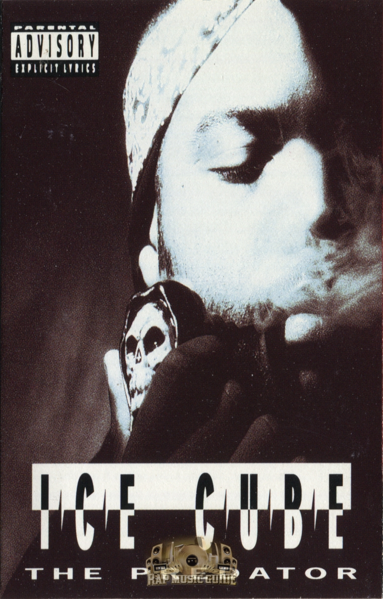 Ice Cube Cover Photo Stunning ice cube - the predator: cassette tape | rap music guide