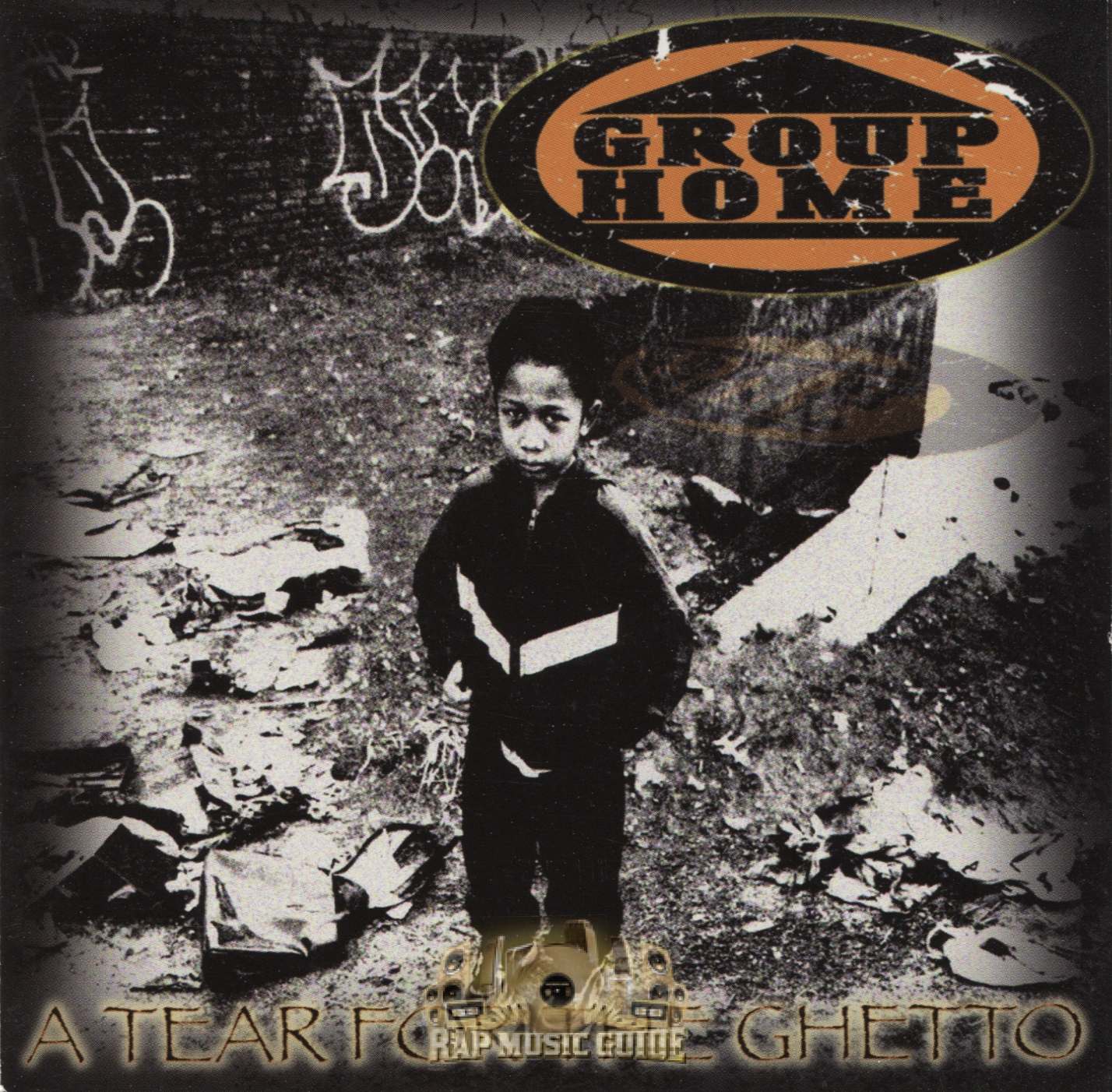 Group Home - A Tear For The Ghetto: CD