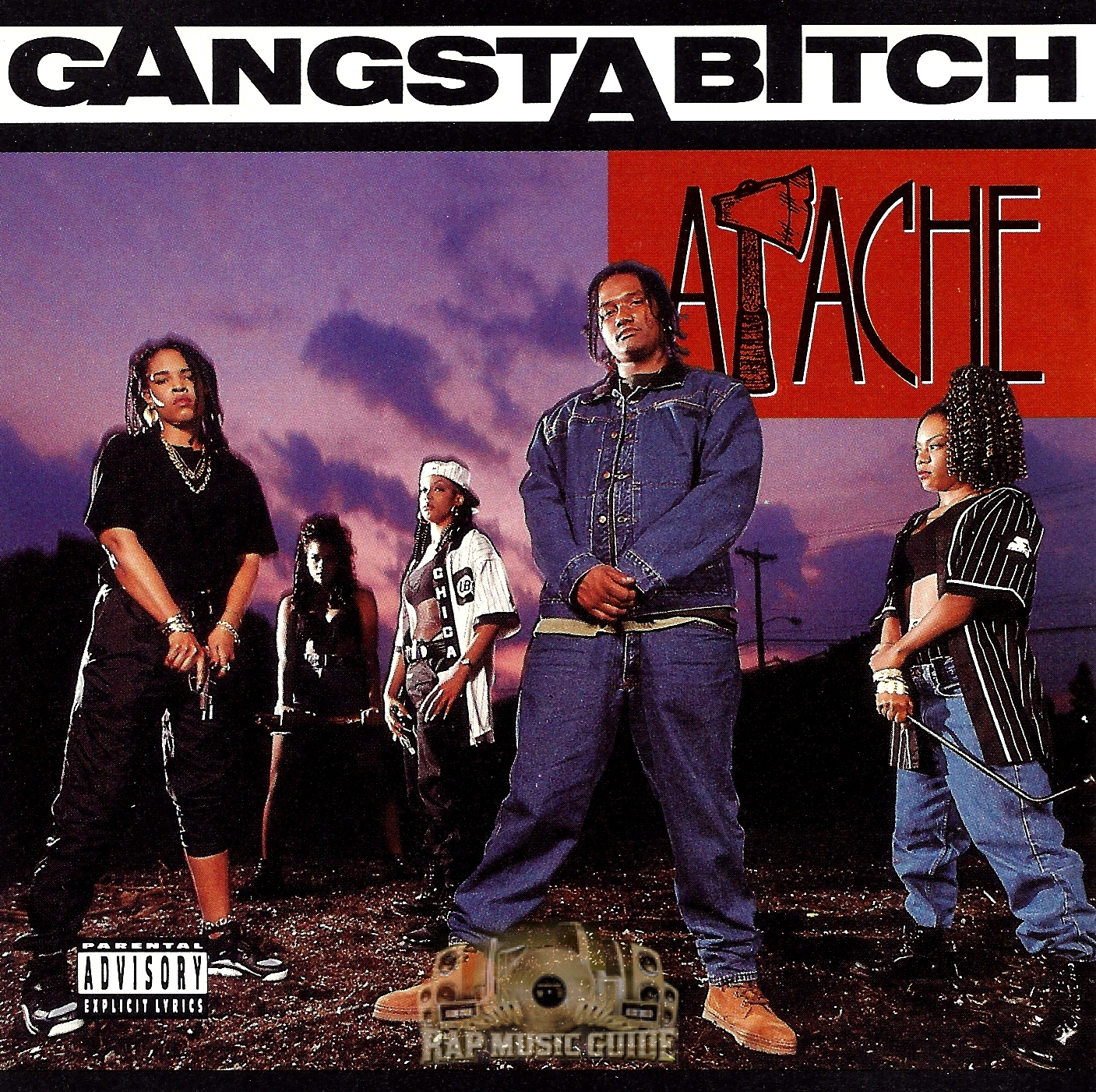 Apache gangsta bitch instrumental