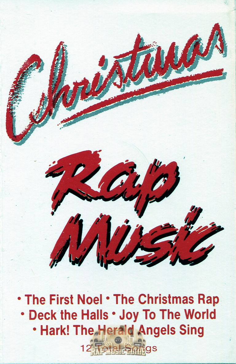 Christmas Rap Music - 12 Traditional & Contemporary Songs ...