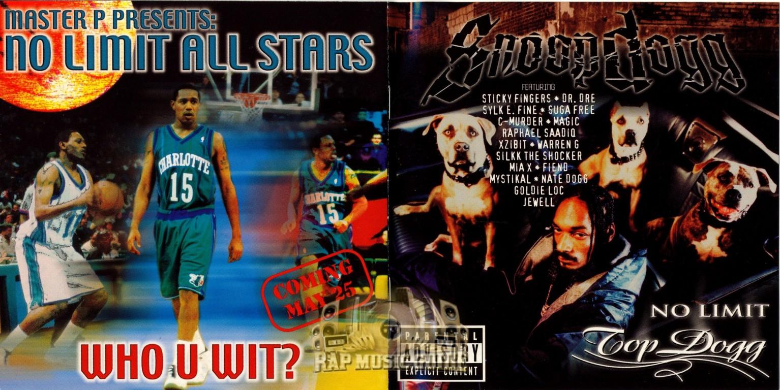 Snoop Dogg - No Limit Top Dogg: CD   Rap Music Guide