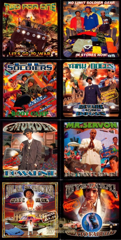 No Limit Soldiers Compilation - We Can't Be Stopped: CD | Rap Music