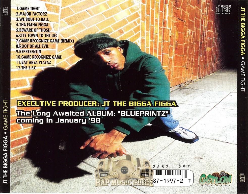 JT the Bigga Figga - Don't Stop 'Til We Major