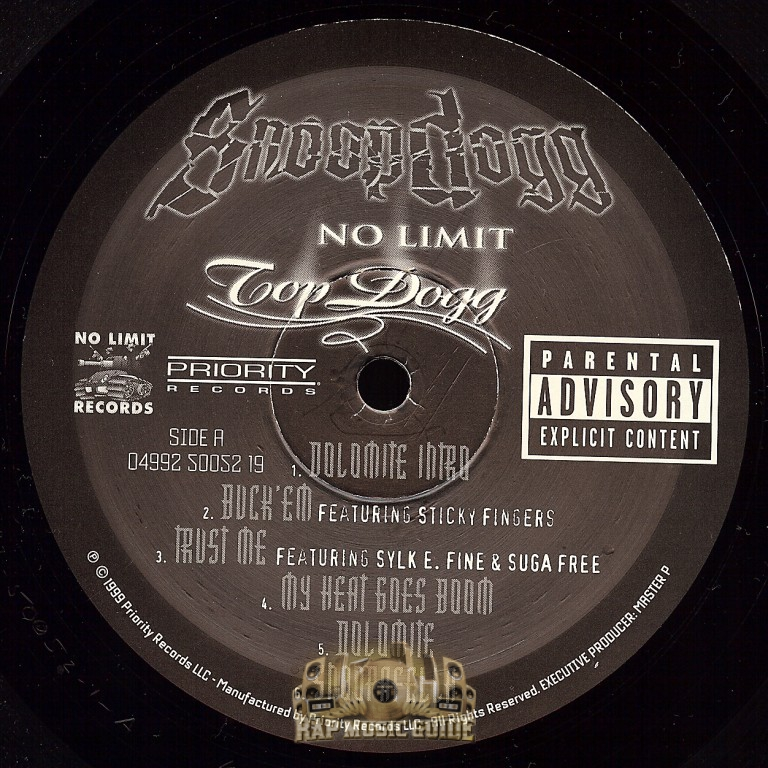 Snoop Dogg - No Limit Top Dogg: Record   Rap Music Guide