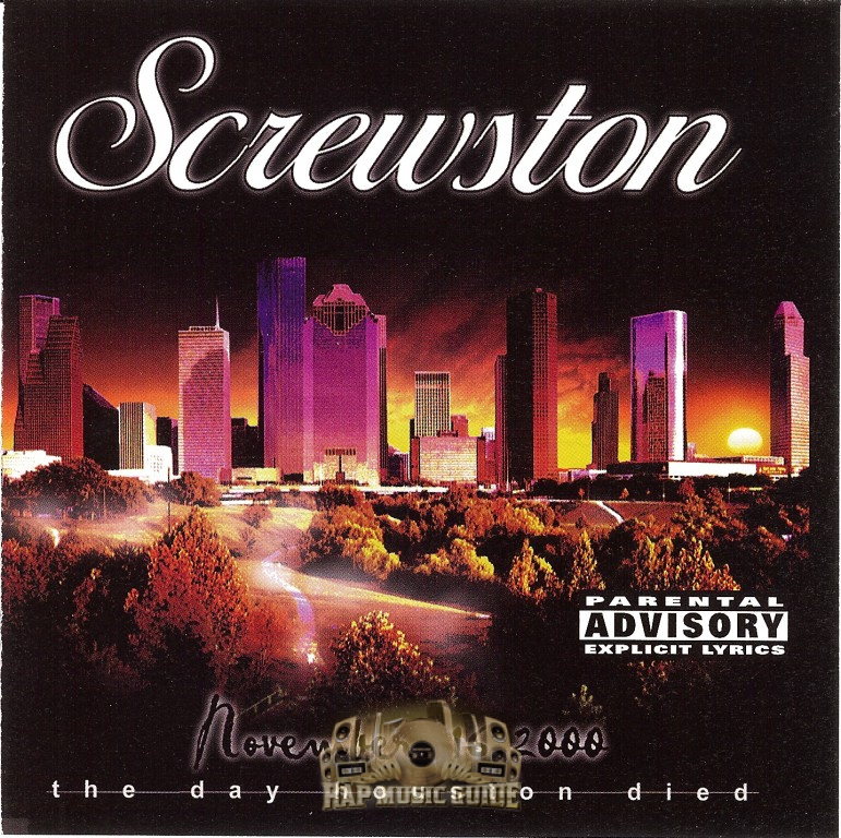 Dope House Records Screwston The Day Houston Died 1st
