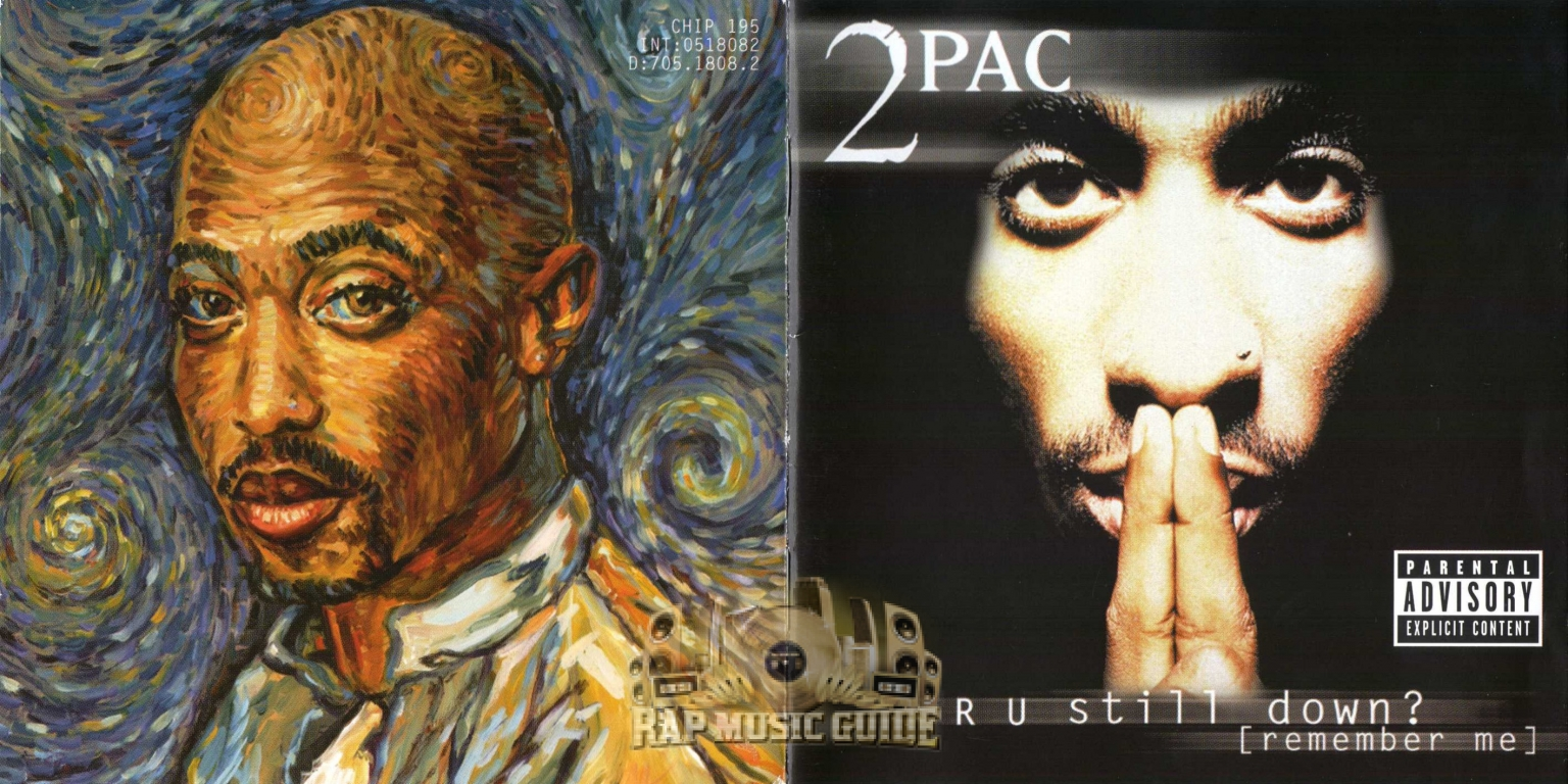 2Pac - R U Still Down? [Remember Me]: CD | Rap Music Guide | 1536 x 768 jpeg 936kB
