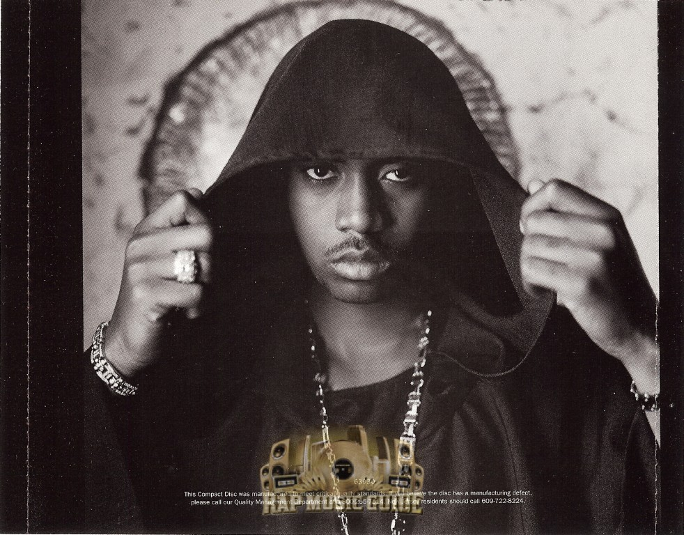 Nas - Nastradamus: CD | Rap Music Guide