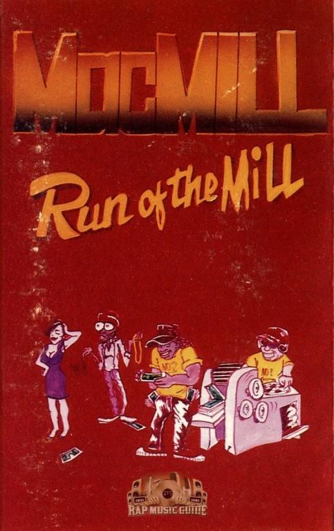 Mac Mill Run Of The Mill Cassette Tape Rap Music Guide