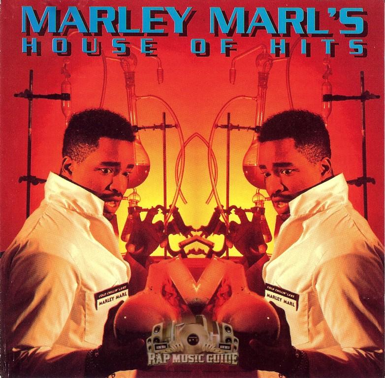Resultado de imagen para Marley Marl - Marley Marl's House Of Hits