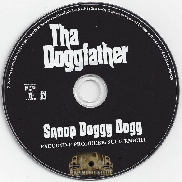 Snoop Doggy Dogg - Tha Doggfather: Re-Release  CD | Rap Music Guide