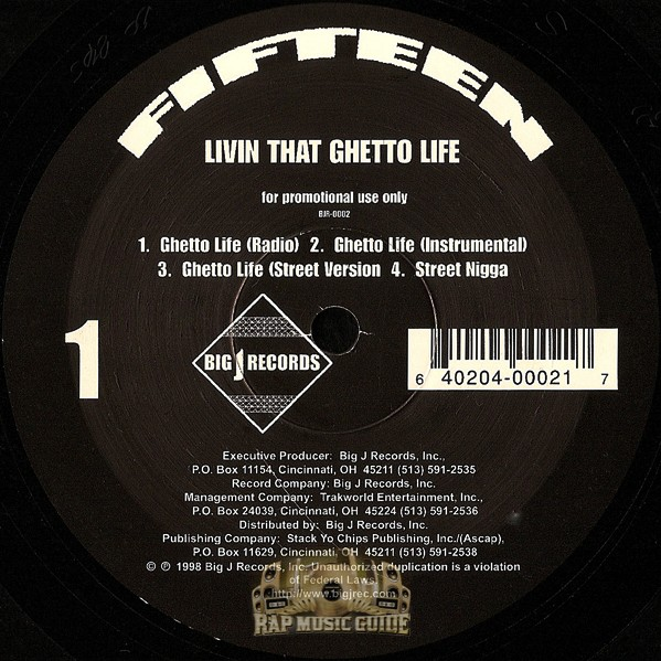 15 livin that ghetto life record rap music guide - Welcome to the ghetto instrumental ...