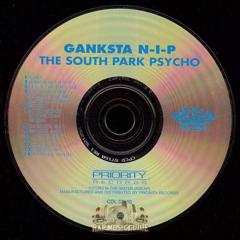 Ganksta NIP - The South Park Psycho