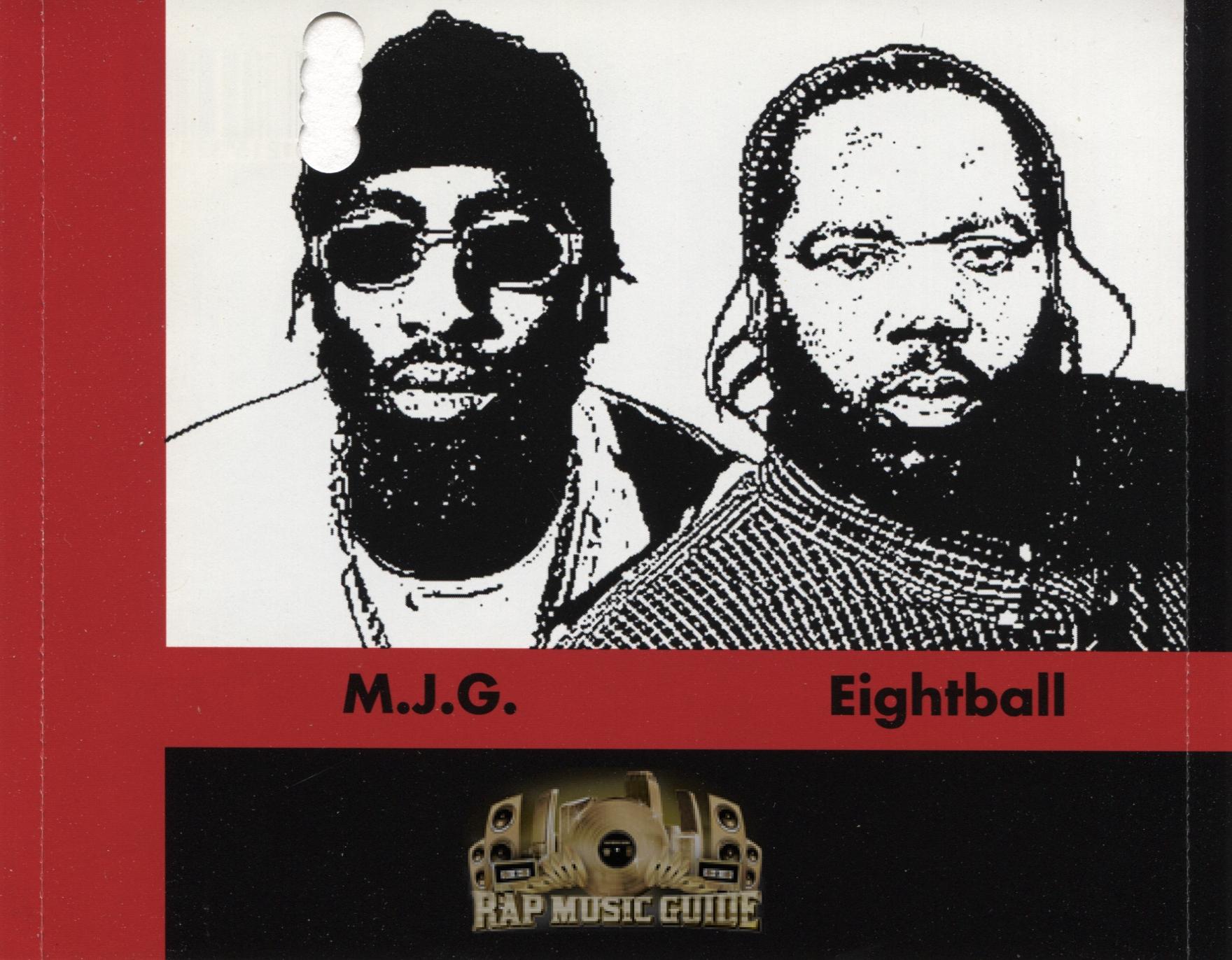 Eightball & M.J.G. Eightball & MJG Just Like Candy