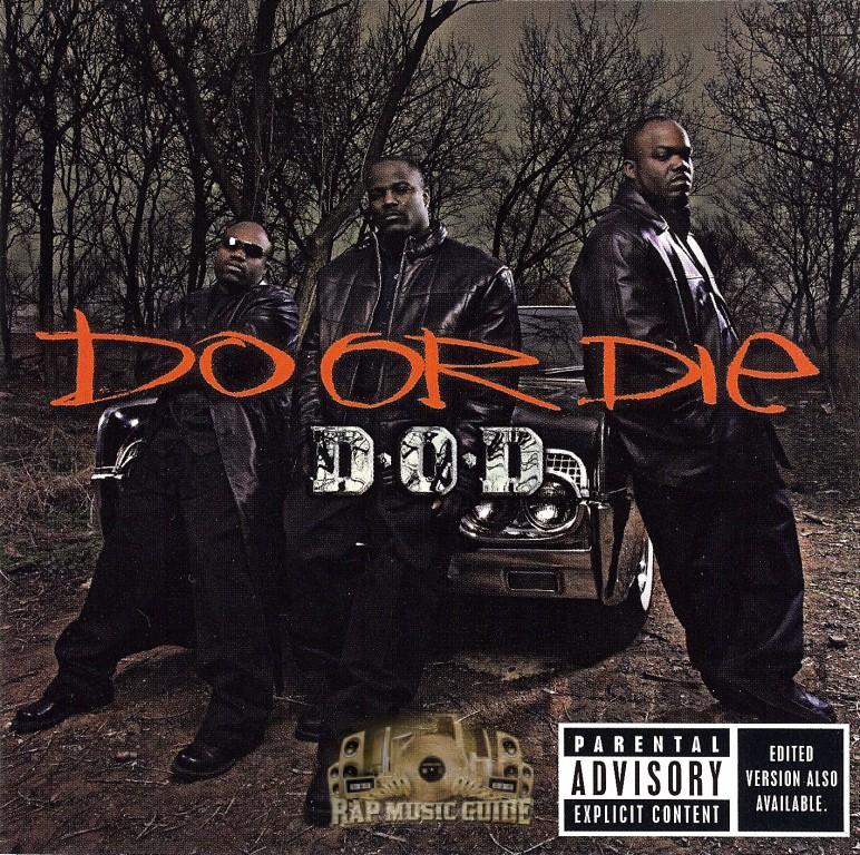 do or die d o d cd rap music guide